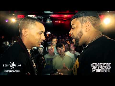 DON'T FLOP - Rap Battle - Tony D Vs Charlie Clips