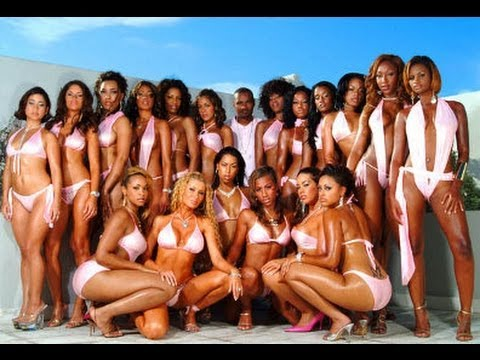 Master Moo presents 50 Models Live in South Beach Miami @LitesOutEnt