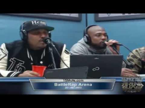 URL Battle Rap Arena Live - GMB Cypher
