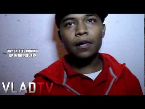 JC Speaks on Mic Issues During Tay Roc Battle