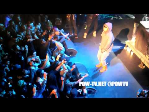 Mike Jones Performs Still Tippin & Back Then In Brooklyn