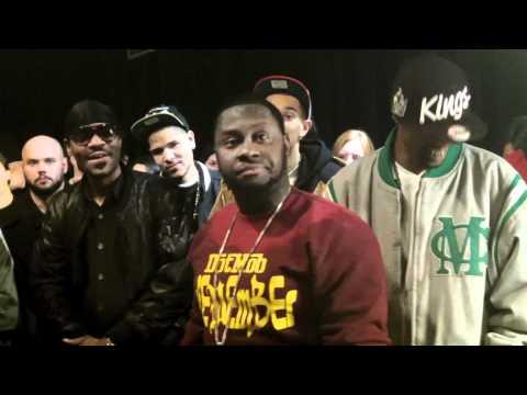 No Coast/Battle America Rap Battle: G Souldier vs. T-Rex
