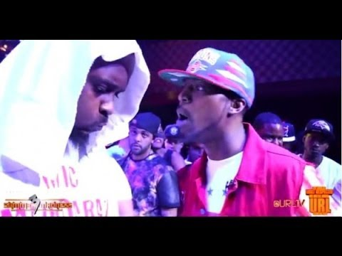 Tay Roc vs Charlie Clips the Rematch!!!
