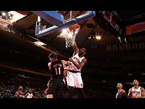 J.R. Smith Sets Up Stoudemire for the MAJOR Throwdown