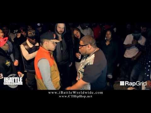iBattle Worldwide Presents: Prez Mafia Vs Hazey Williams