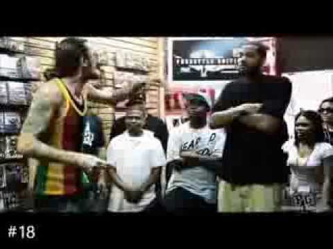 TOP 30 SMACK/URL PUNCHLINES OF 2013!