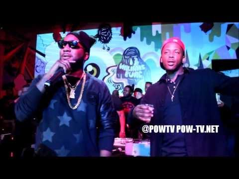 YG And Young Jeezy Perform At Converse Rubber Tracks