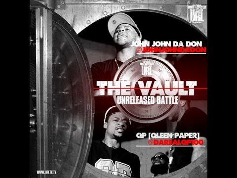 QP VS JOHN JOHN DA DON @johnjohndadon SMACK / URL: THE VAULT