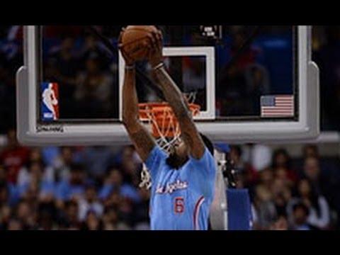 DeAndre Jordan Throws the Oop in Reverse
