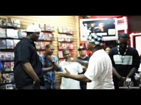 SMACK/ URL PRESENTS PROVING GROUNDS:DANNY MYERS VS JAY RELL
