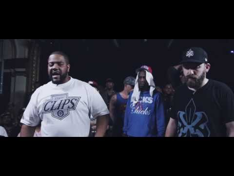 KOTD - Rap Battle - Charlie Clips @charlieclips vs Dirtbag Dan dirtbagdan408