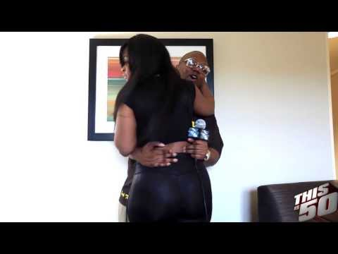 Gizelle on Doing Adult Films; Turn Ons; Shows Off A$$