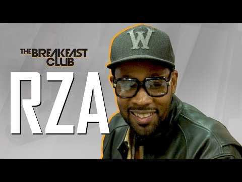 RZA Interview at The Breakfast Club Power 105.1