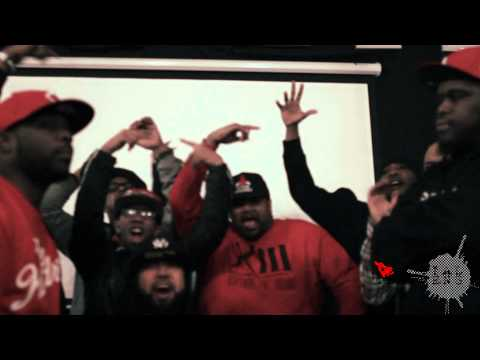 FRL Friendly Rap League - Night Of Compliments Rap Battle