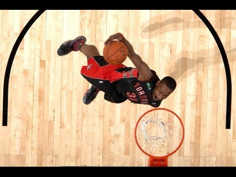 Terrence Ross ties Raptors franchise record with 51 points!