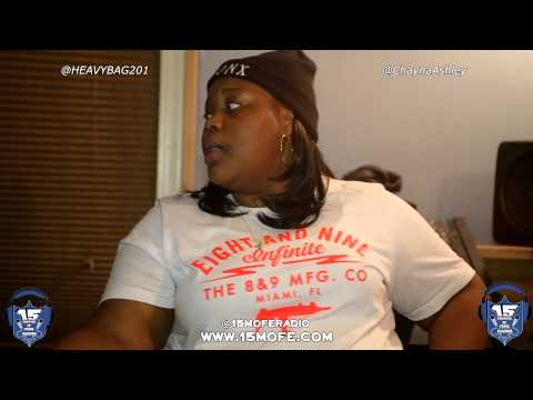 """Chayna Ashley Says Ms. """"Hustle is Scared"""" To Battle Her And Why & Calls Out O'fficial"""