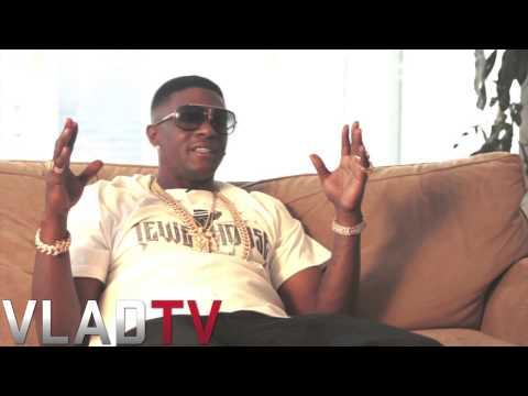 Lil Boosie on Getting GED & Writing 1k Songs in Jail