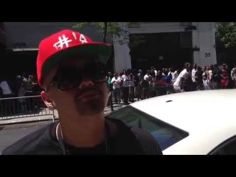 Cortez (@Cortez_HSP) Talks About The 4 Year History Behind His Grudge Match With T-Rex | #NOME4