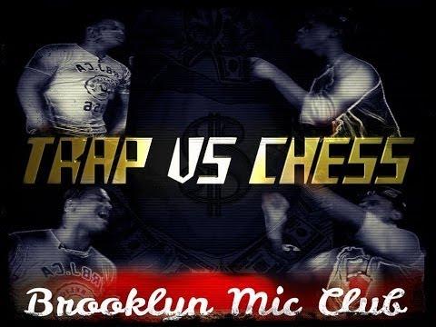 BATTLE RAP -- Brooklyn Mic Club -- Trap vs  Chess --  Money In the Bag