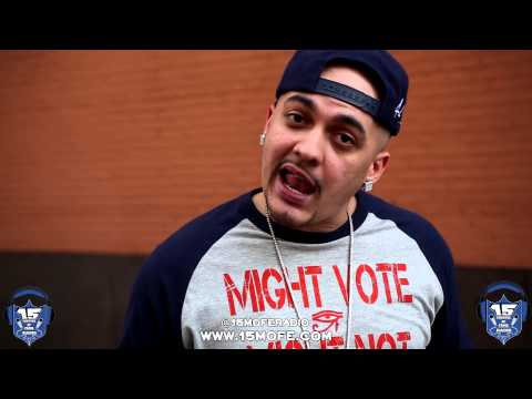@Cortez_HSP speaks on his NOME IV battle with @Ihatetrex