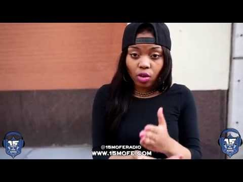 Jaz The Rapper Talks Why Her Battle w/ 40 B.A.R.R.S is on Queen of the Ring & Not URL & Preparation