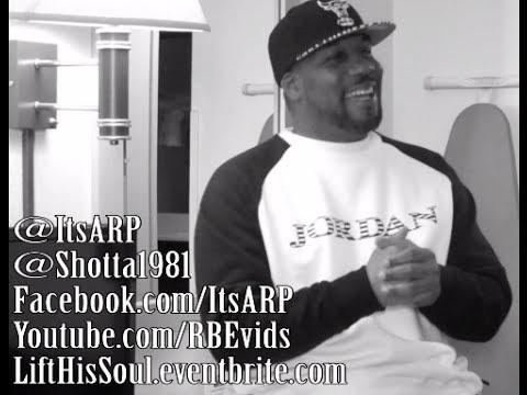 @ITSARP - R.B.E. Vlog - Lift His Soul Reactions ft Debo