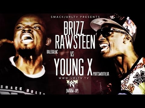 BATTLE RAP - BRIZZ RAWSTEEN VS YOUNG X : PROVING GROUNDS (SMACK/URL)