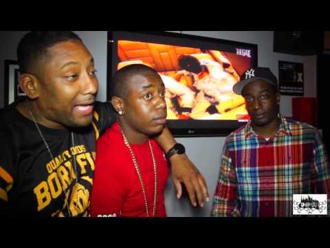 Trav(mbb) Exclusive Interview w/ E Mac Da Host Pt.1