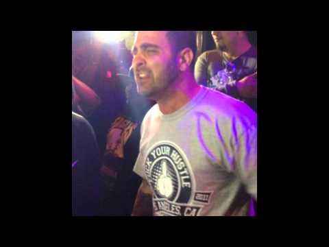ANGRYFANS RADIO EXCLUSIVE: DIZASTER vs BIG KANNON (FREESTYLE BATTLE)