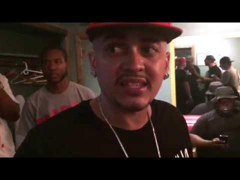 Cortez Explains What Went Down In His Battle With T-Rex | #NOME4