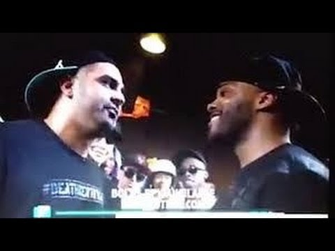 @Jayblac1615 - Cuddle not fight. Love and Battle Rap