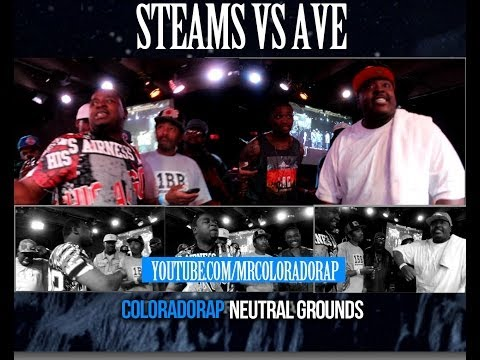 BATTLE RAP -  Steams vs Ave #thenextlevel
