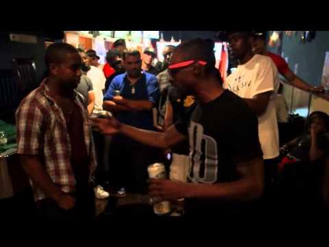 Battle Rap Arena Presents: QP vs Hood Apostle