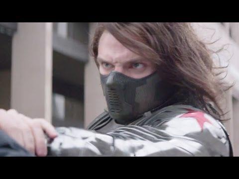 Captain America 2 Trailer 2 - Captain America The Winter Soldier