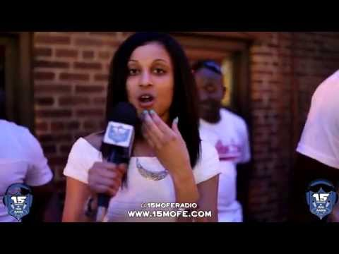 Precyse Gives Queen of the Ring NHB Recap, Jai Smoove Next, Goodz Crashes Interview