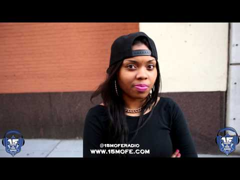 """Jaz The Rapper Talks 40 B.A.R.R.S, Couture and Queen of the Ring's """"No Holds Barred"""" Card"""