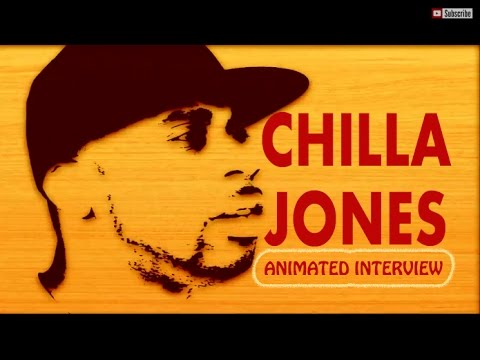 Chilla Jones: The Art Of The Scheme (Animated Interview)