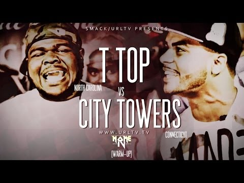 SMACK/URL PROVING GROUNDS - T TOP VS CITY TOWERS