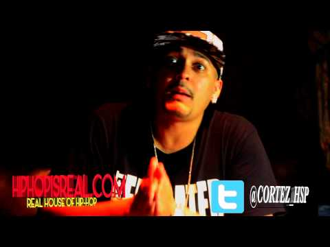 CORTEZ TELLS 40 B.A.R.R.S TO STOP GIVING EXCUSES FOR GETTING KILLED BY JAZ THE RAPPER