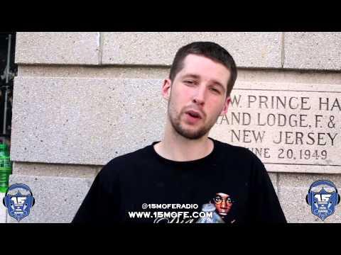Charron Talks Battle vs. B Magic, Addresses Pat Stay Battling Him & Calls Out Charlie Clips