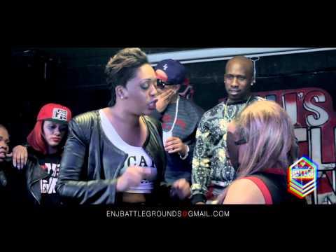BATTLE RAP - Shooney Da Rapper (@ShooneyDaRapper) vs. Queen Vixen (@QueenVixe_218)