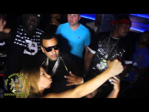 @ThePowKing presents @FrenchMontana LIVE at Wall Street!
