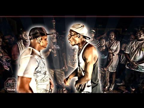 Danny Myers vs Dre Vishiss | Rap Battle of the Year | AHAT
