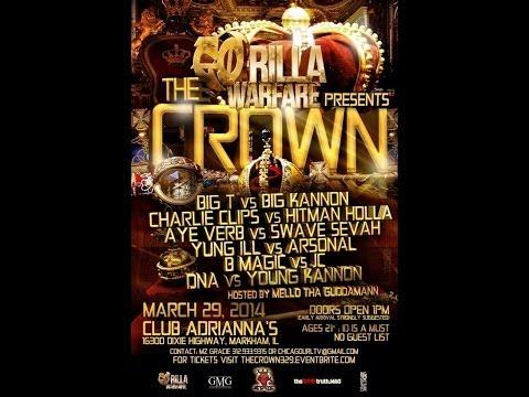 @UnbiasReview - Gorilla Warfare: The Crown Recap