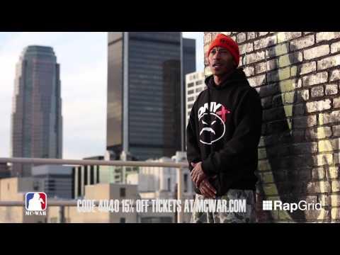 MC WAR Presents NWO II Trailer: Fredro Starr vs Keith Murray