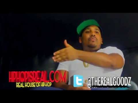 GOODZ RESPONDS TO DANNY MYERS NOT HAVING BARS TALK - THEY GOT BARS BUT CAN THEY CONTROL THE ROOM