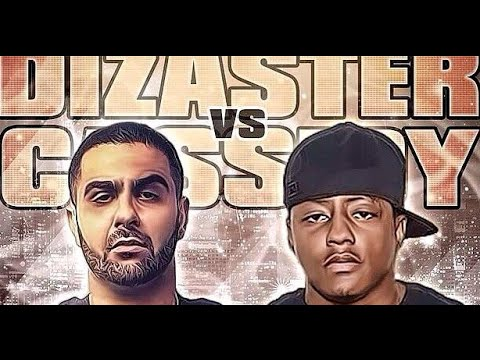 @Jayblac1615 - DIZASTER VS CASSIDY - thoughts