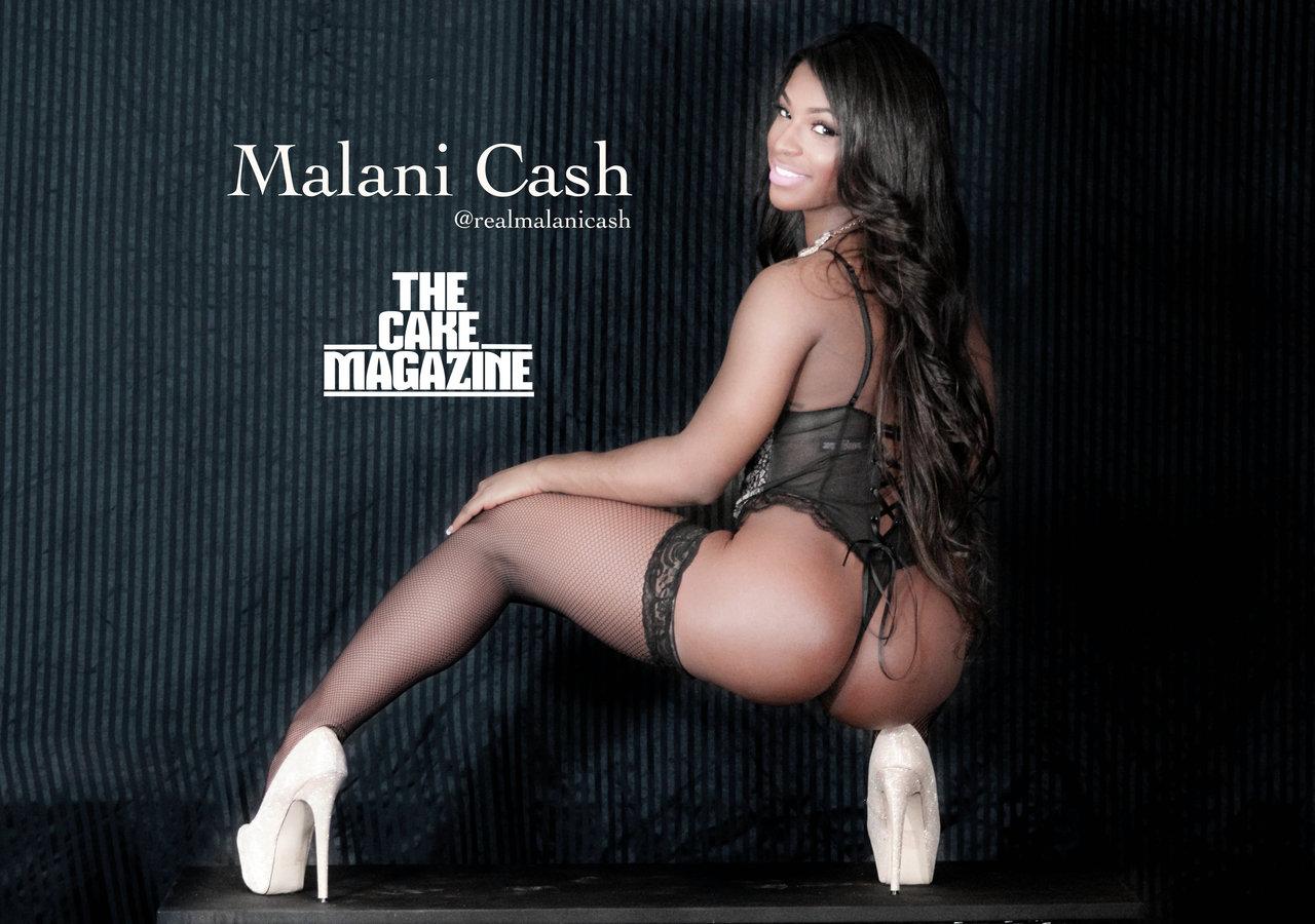 EYE CANDY @TheCakeMagazine Presents Malani Cash