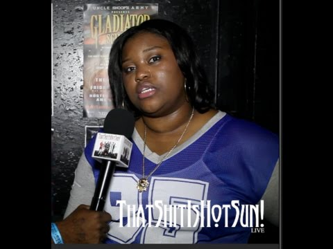 Gladiator School : Chayna Ashley vs  Ms  Murk : Chayna Recaps Their Battle