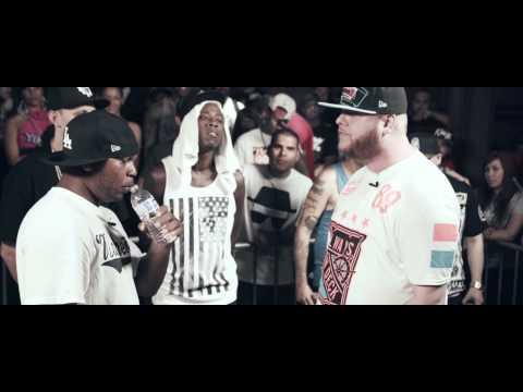 KOTD - Rap Battle - Bigg K vs Danny Myers